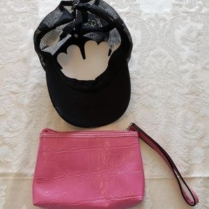 art class Accessories - 4/$25 Girls hat and purse bundle
